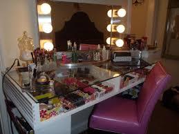 Diy Makeup Vanity With Lights Diy Small Makeup Vanity Home Decor Xshare Us