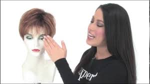 sharp by raquel welch short wig available at wigs com youtube