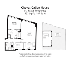 penthouse apartments london city penthouse at cheval calico