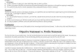 exles of well written resumes accounting resume objective statements exles of career for your