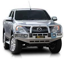 mazda truck 2015 mazda bt50 ecb alloy bullbar nudge bars bull bars series 10 2011