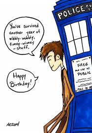 Doctor Who Birthday Meme - birthday timey wimey swtalmnd doctor who 2005 archive of our own