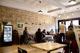 Blind Faith Restaurant Backlot Coffee A New Evanston Coffee Shop To Try
