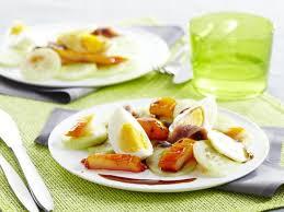 cuisiner le haddock fumé salade de haddock fumé et anchois vinaigrette à l arôme maggi