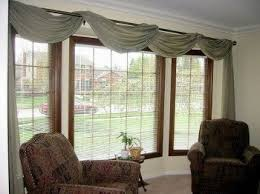 How To Put Curtains On Bay Windows Best 25 Window Scarf Ideas On Pinterest Curtain Scarf Ideas