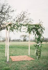 wedding arches branches wedding arch with just greenery vines no flowers weddingbee