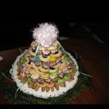 can we all agree on this ww that an oreo or doughnut wedding