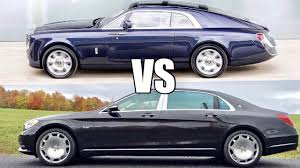 bentley maybach 13m rolls royce sweptail vs 200k maybach s600 which is more