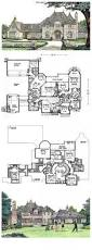 baby nursery french chateau floor plans best french house plans