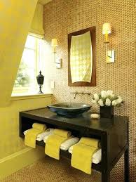 yellow bathroom decorating ideas blue gray and yellow bathroom accessories epicfy co