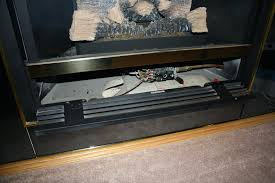 lennox gas fireplace instructions blower not working replacement
