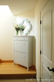 ikea hack shoe cabinet ikea hemnes shoe cabinet renovation home pinterest hemnes