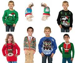 ugly christmas sweaters for every holiday partygoer halloween