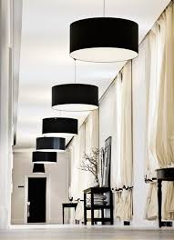 black and white ceiling light shade 23 best black drum l shade images on pinterest drum l shades