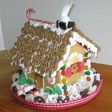 gingerbread decorations uk theme ornaments house