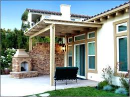 Outside Patio Covers by Fairly Inexpensive Patio Cover Cost Screened Porch Per Square Foot