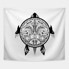 tattoo tribal turtle tattoo tribal turtle tattoo tribal turtle shield tapestry