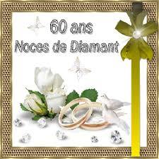 60 ans de mariage noces de 60 ans de mariage noce de quoi de mariage