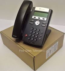 polycom ip 335 voip sip phone telephone poe 2200 12375 025 new