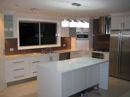 kitchen cabinets flat pack pure mineralstone diamond gloss finish in flat form u0026 waterfall