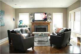 Living Room Furniture Arrangement by Narrow Living Room Layout With Tv The Comfort Sofa Design Ideas