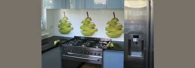 Lime Green Kitchen Splashback - our pimped kitchens section shows you our splashback designs in a