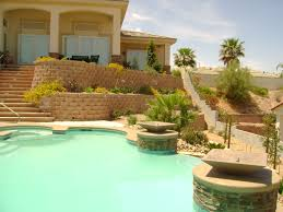 Backyard Landscaping Las Vegas Las Vegas Landscape Photos Reveal Lawns Gardens Pools Desert