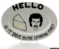 lionel richie tea pot and cheese plate won our hearts photos