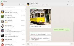 mode bureau windows 8 whatsapp