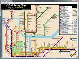 map of ny subway nyroute
