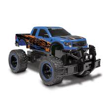 truck ford blue world tech toys 7 5