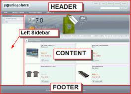 left sidebar layout scriptlets