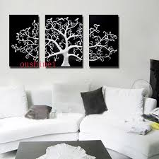 3 pieces sell wall painting abstract home decor art picture paint