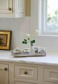 Glass Tile Backsplash With White Cabinets White Glass Tile Backsplash Design Ideas