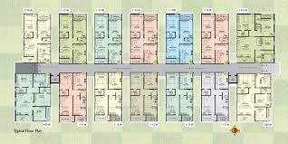 floor plan sai krupa builders lakeridge apartments at nizampet