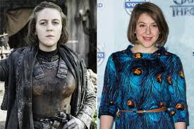 Games Thrones Halloween Costumes Yara Greyjoy Gemma Whelan U0027game Thrones U0027 Stars
