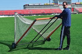 diy lacrosse goal lacrosse goal cart beacon athletics store