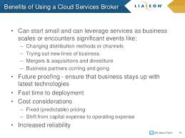 Expense Brokerage by Cloud Services Brokerage Demystified