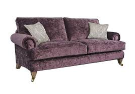 Knoll Settee The Derwent Collection Bradwell 2 5 Seater Fabric Sofa Furniture