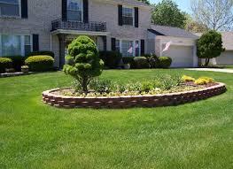 garden design garden design with front yard retaining wall design