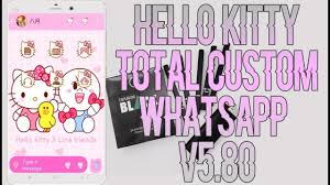 friends emoji hello kitty total custom with emoji mod v5 80 hisshiro youtube