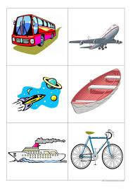 25 free esl vehicles worksheets