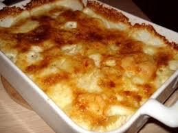 spécialité normande cuisine gratin de harengs à la crème