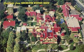 winchester mansion floor plan 160 rooms and stairs that lead nowhere this haunted mansion is