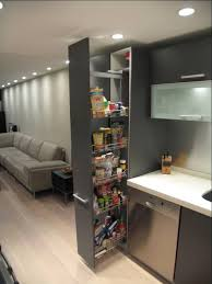 Kitchen Cabinet Storage Systems Pantry Door With Slide Out System Kitchen Likes And Ideas