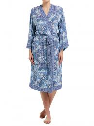 dressing gown patchwork print dressing gown sleepwear