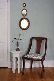 Benjamin Moore Dining Room Colors Benjamin Moore In Your Eyes Blue Gray Green That Looks Fresh And