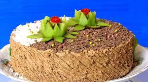 easy homemade chocolate sponge cake recipe food for health recipes