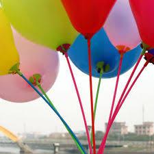 balloon sticks balloon sticks balloons decorations ebay