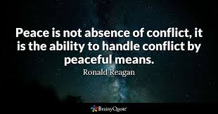 top 10 peace quotes brainyquote